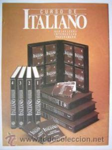 O método Planeta deAgostini em casette para o italiano.